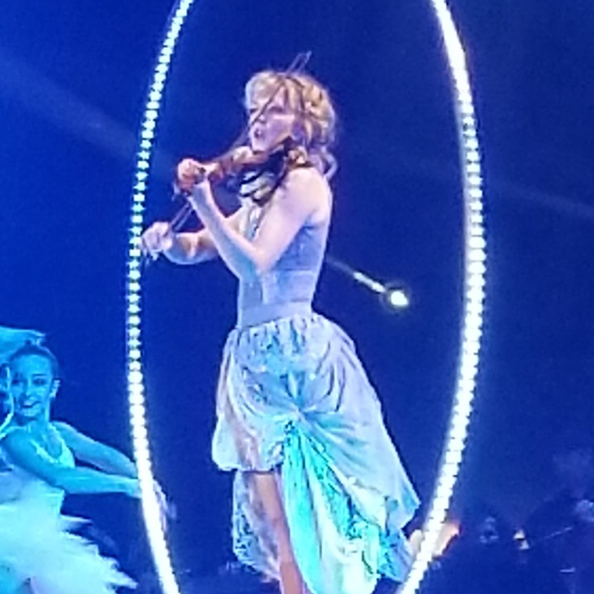 Concert Review – Lindsey Stirling + Evanescence