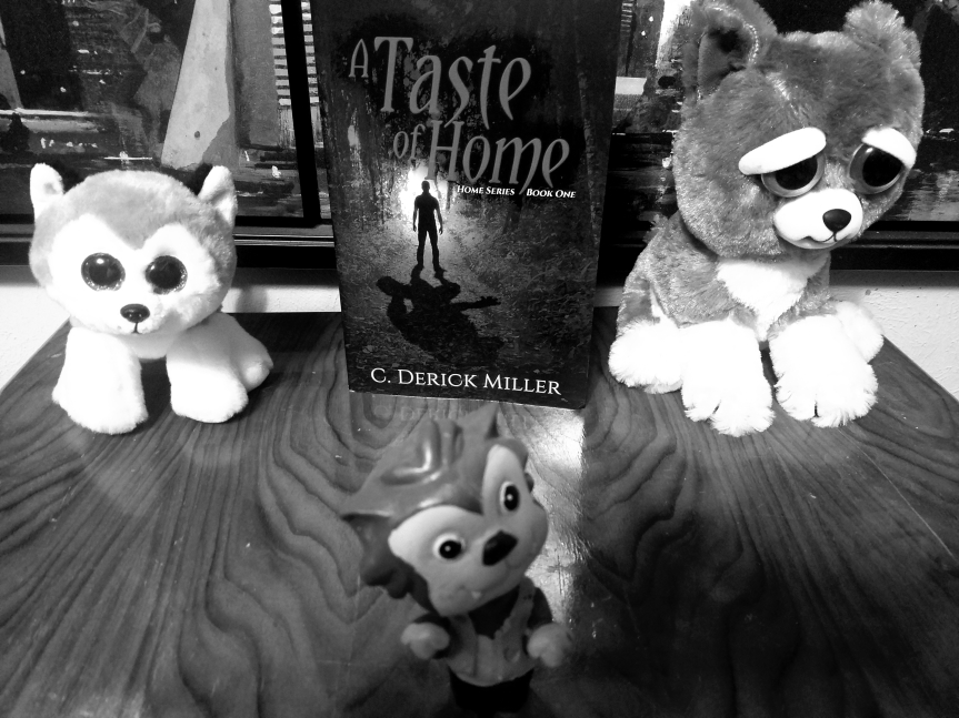 Author Tristan Drue Rogers Reviews 'A Taste Of Home'!