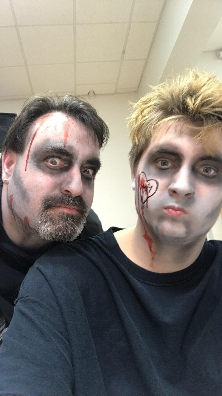 Father/Son Horror Duo