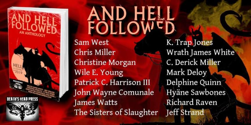 'And Hell Followed' Gets 5 Star Pre-Release Review!