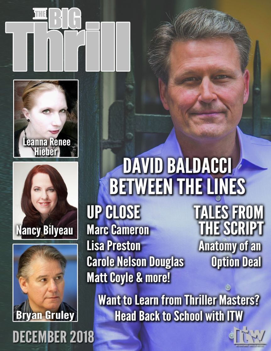 """Far From Home"" In The December Issue Of 'The Big Thrill' Magazine!"