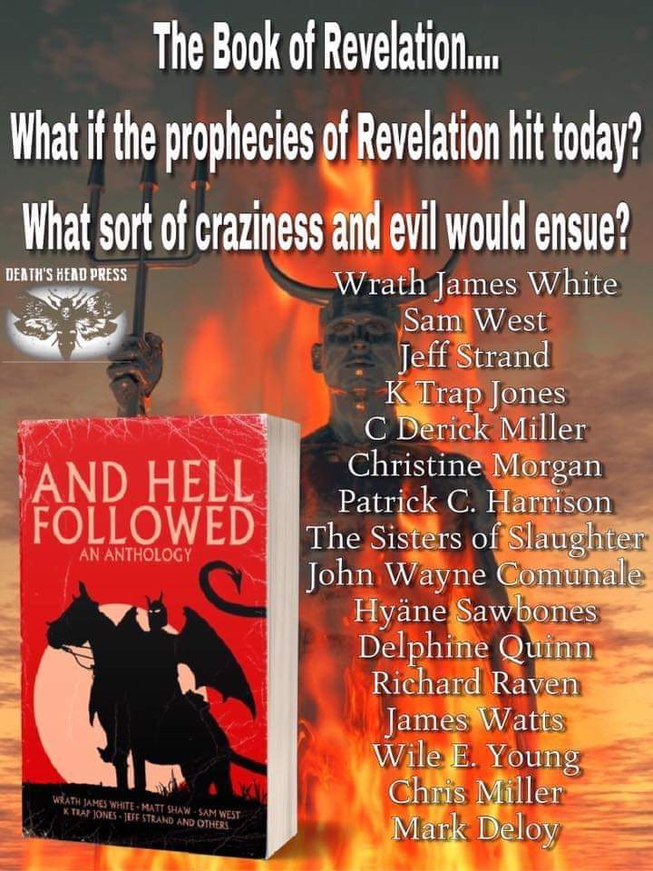 # 1 'Hell' Hits Paperback!