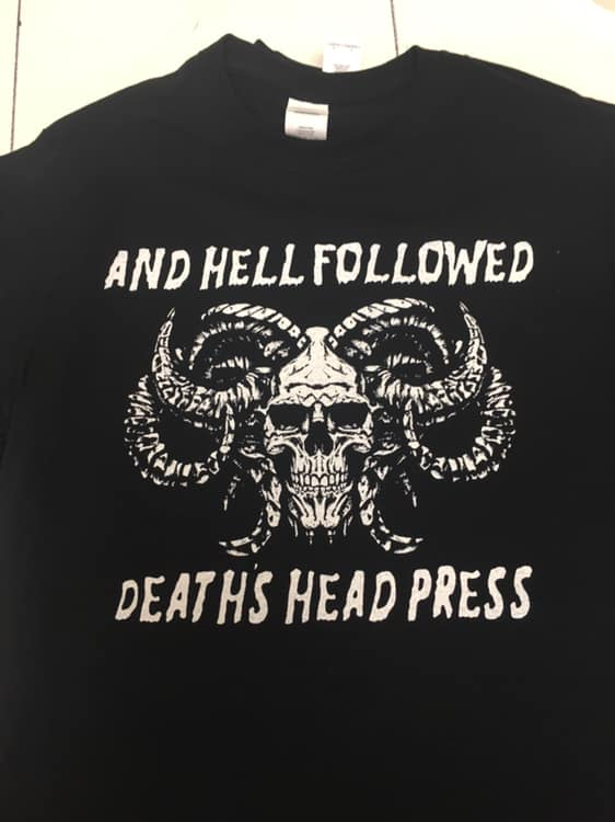 Death's Head Press Shirts!